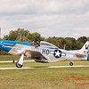 616 - Vlado Lenoch in his P-51 Mustang taxies for departure at Wings over Waukegan 2012
