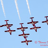 1408 - The RCAF Snowbirds performance at Wings over Waukegan 2012