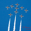 1343 - The RCAF Snowbirds performance at Wings over Waukegan 2012