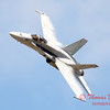 1309 - After Legacy Flight Break-Up, VFA 106 Hornet East F/A-18 flies by Wings over Waukegan 2012