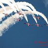 1604 - The RCAF Snowbirds performance at Wings over Waukegan 2012