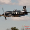 1097 - F4U Corsair departs Wings over Waukegan 2012