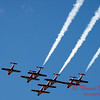 1428 - The RCAF Snowbirds performance at Wings over Waukegan 2012