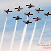 1738 - The RCAF Snowbirds performance at Wings over Waukegan 2012
