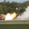 861 - Paul Stender and the Indy Boys School bus ignites the crowd at Wings over Waukegan 2012