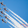 1536 - The RCAF Snowbirds performance at Wings over Waukegan 2012