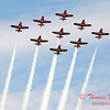 1739 - The RCAF Snowbirds performance at Wings over Waukegan 2012