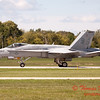 1328 - The VFA 106 Hornet East F/A-18 has landed and will be returning to parking at Wings over Waukegan 2012