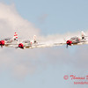 359 - Team Aerostar in Yakovlev Yak-52's perform at Wings over Waukegan 2012