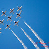 1368 - The RCAF Snowbirds performance at Wings over Waukegan 2012