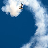527 - Michael Vaknin in his Extra 300 perform at Wings over Waukegan 2012