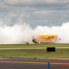 885 - Paul Stender and the Indy Boys School bus ignites the crowd at Wings over Waukegan 2012