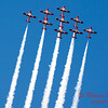 1746 - The RCAF Snowbirds performance at Wings over Waukegan 2012