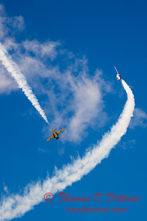 1502 - The RCAF Snowbirds performance at Wings over Waukegan 2012