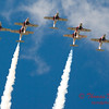 1645 - The RCAF Snowbirds performance at Wings over Waukegan 2012