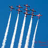 1748 - The RCAF Snowbirds performance at Wings over Waukegan 2012