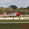 477 - Team Aerostar in Yakovlev Yak-52's perform at Wings over Waukegan 2012