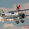 1013 - Wingwalker Tony Kazian and Dave Dacy perform at Wings over Waukegan 2012
