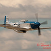 804 - Vlado Lenoch in his P-51 Mustang flies by Wings over Waukegan 2012
