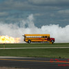 882 - Paul Stender and the Indy Boys School bus ignites the crowd at Wings over Waukegan 2012