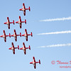 1389 - The RCAF Snowbirds performance at Wings over Waukegan 2012