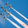 1538 - The RCAF Snowbirds performance at Wings over Waukegan 2012