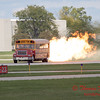 871 - Paul Stender and the Indy Boys School bus ignites the crowd at Wings over Waukegan 2012
