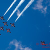 1423 - The RCAF Snowbirds performance at Wings over Waukegan 2012