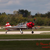 476 - Team Aerostar in Yakovlev Yak-52's perform at Wings over Waukegan 2012
