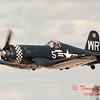 1089 - F4U Corsair departs Wings over Waukegan 2012