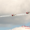 248 - Team Aerostar in Yakovlev Yak-52's perform at Wings over Waukegan 2012