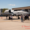 23 - A-10 East Thunderbolt II (Warthog) on display at Wings over Waukegan 2012