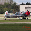 475 - Team Aerostar in Yakovlev Yak-52's perform at Wings over Waukegan 2012