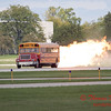 869 - Paul Stender and the Indy Boys School bus ignites the crowd at Wings over Waukegan 2012