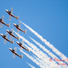 1535 - The RCAF Snowbirds performance at Wings over Waukegan 2012