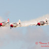 358 - Team Aerostar in Yakovlev Yak-52's perform at Wings over Waukegan 2012