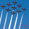 1742 - The RCAF Snowbirds performance at Wings over Waukegan 2012
