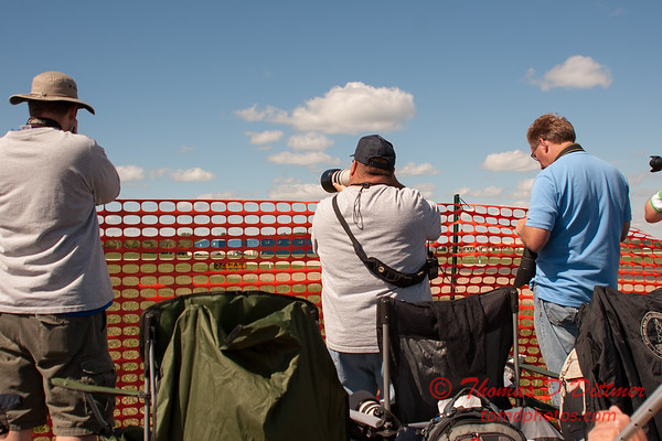 1335 - Members of the Midwest Photography Gang at Wings over Waukegan 2012