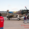 44 - Douglas A-1 Skyraider on display at Wings over Waukegan 2012