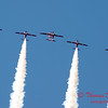1686 - The RCAF Snowbirds performance at Wings over Waukegan 2012