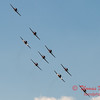 1713 - The RCAF Snowbirds performance at Wings over Waukegan 2012