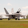 1298 - VFA 106 Hornet East F/A-18 returns to earth after performing at Wings over Waukegan 2012