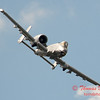 813 - A-10 East flies by Wings over Waukegan 2012