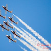 1534 - The RCAF Snowbirds performance at Wings over Waukegan 2012