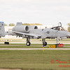 849 - A-10 East arrives at Wings over Waukegan 2012