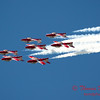 1553 - The RCAF Snowbirds performance at Wings over Waukegan 2012