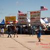 46 - Air show patrons visit food booths at Wings over Waukegan 2012