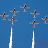 1642 - The RCAF Snowbirds performance at Wings over Waukegan 2012
