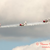249 - Team Aerostar in Yakovlev Yak-52's perform at Wings over Waukegan 2012