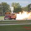 868 - Paul Stender and the Indy Boys School bus ignites the crowd at Wings over Waukegan 2012